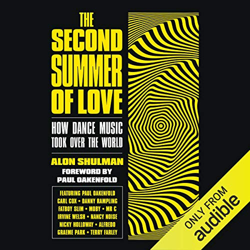 The Second Summer of Love cover art
