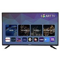 [LD] eAirtec 102 cms (40 inches) HD Ready Smart LED TV 40DJSM (Black) (2020 Model)