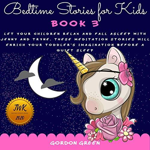 Page de couverture de Bedtime Stories for Kids