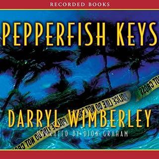 Pepperfish Keys audiobook cover art