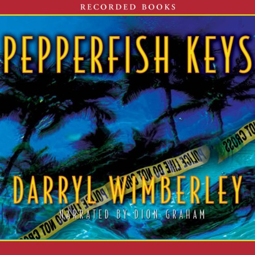 Pepperfish Keys audiobook cover art