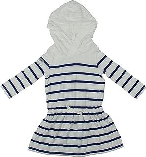 Ralph Lauren Baby Girl Hooded L/S Jersey Dress & Bloomer Set
