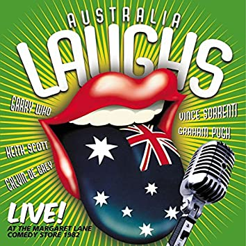 Australia Laughs (Live)