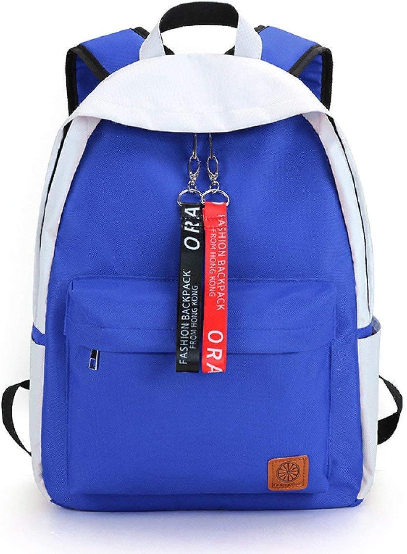Eeayyygch Female USB Aufladbare Rucksack große große große Kapazität Umhängetasche (Farbe   -, Größe   -) B07JMW29DJ | Elegant  aaaa18