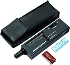 High Accuracy Diamond Tester, Professional Jeweler Diamond Selector for Novice and Expert - Newest Diamond Tester(9V Battery Included)