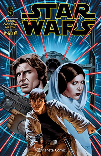 Star Wars nº 05 (Star Wars: Cómics Grapa Marvel)