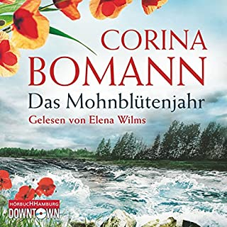 Das Mohnblütenjahr audiobook cover art