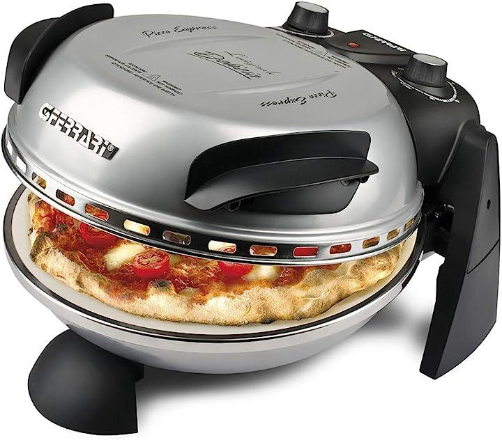 forno per pizza 1200 w g3ferrari delizia-limited edition g1000605