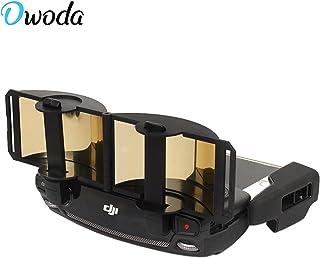 O'woda Amplificador de señal Extensor de Rango de Control Remoto Plegable Extensor Parabólico y de Antena para Drone Accesorios dji Mavic Mini / Pro / Spark / Mavic Air / Mavic 2