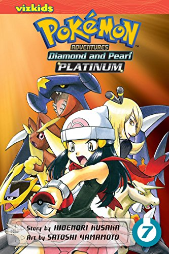 POKEMON ADV PLATINUM GN VOL 07 (C: 1-0-2)