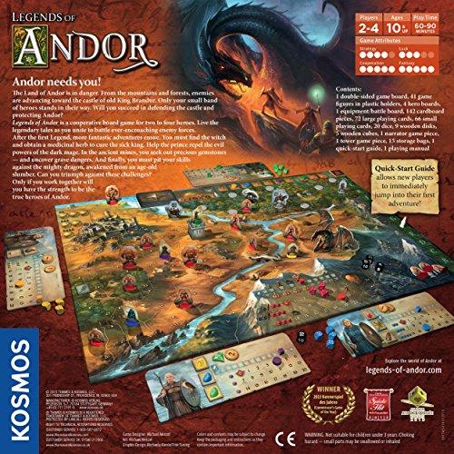 Thames & Kosmos Legends of Andor...