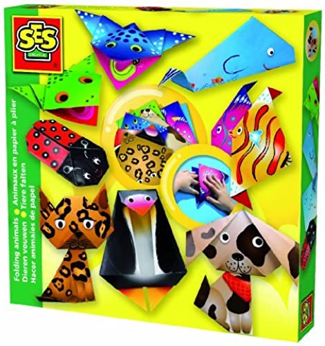 minoristas en línea SES Creative Folding Paper Animals Kit Kit Kit by  compras de moda online