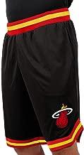 Ultra Game NBA Men's Mesh Basketball Shorts Woven Active Basic