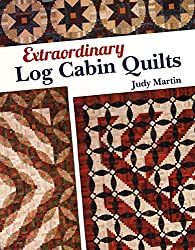 How to Make a Log Cabin Quilt Block - The easy way in 3 sizes