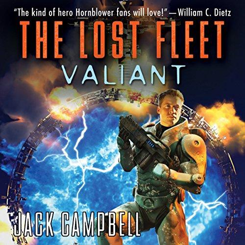 The Lost Fleet: Valiant cover art