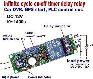 time delay relay off delay