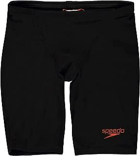 Speedo LZR Racer Jammers Mens Black Bottoms Swimwear Sportswear EU 22