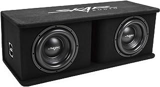 "Sponsored Ad - Skar Audio Dual 10"" 2400W Loaded Sdr Series Vented Subwoofer Enclosure | SDR-2X10D4, Dual 10"" D4 Loaded Enc... photo"