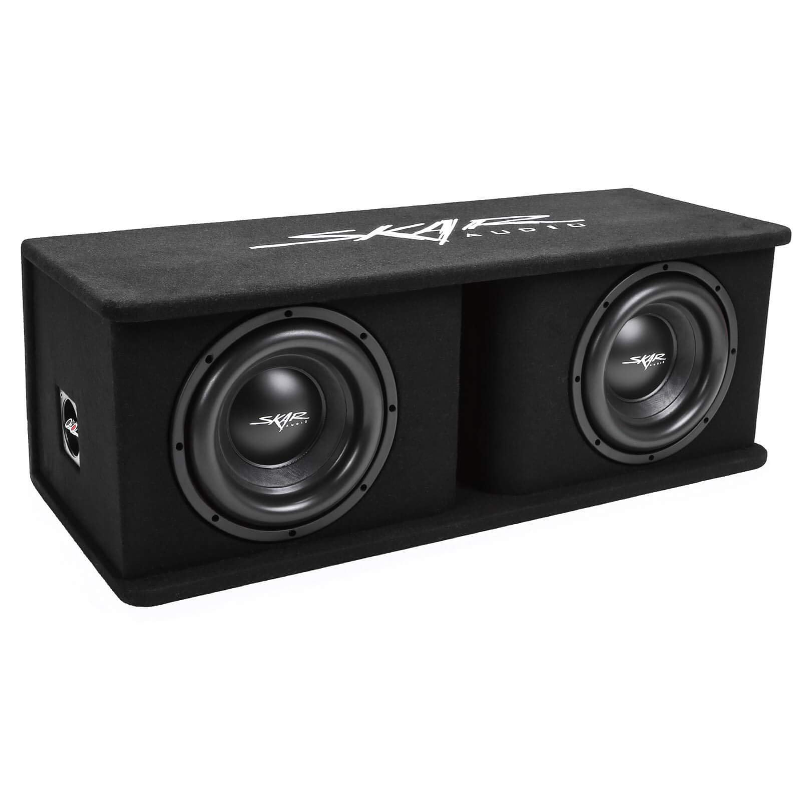 Skar Audio Subwoofer Enclosure SDR 2X10D4