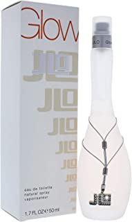 Glow By Jennifer Lopez For Women. Eau De Toilette Spray 1.7 Ounces