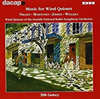 Music for Wind Quintet by VARIOUS ARTISTS (2000-07-18)