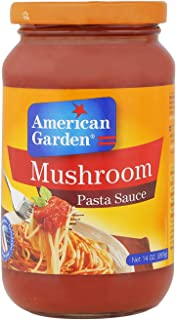 American Garden Mushroom Pasta Sauce - 397 gm
