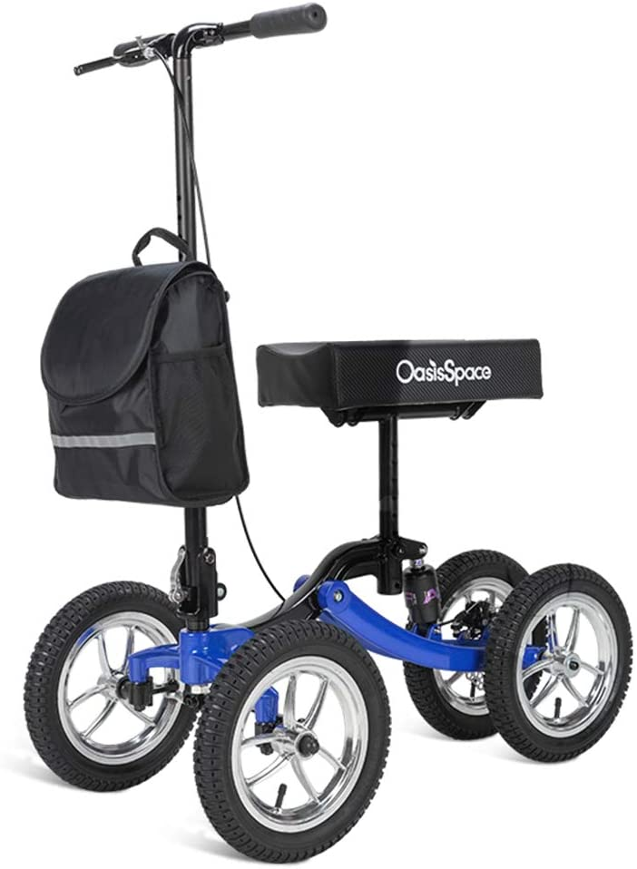 OasisSpace Max 65% OFF Max 66% OFF Shock Absorber All Terrain 1 Walker Scooter-with Knee