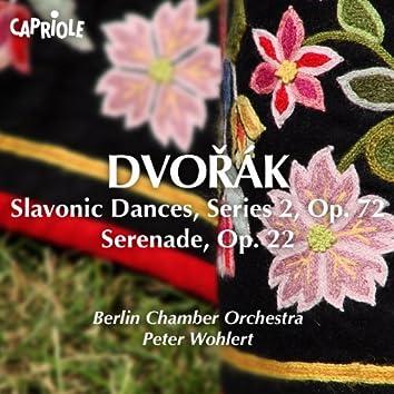 Dvorak, A.: Slavonic Dances, Op. 72 / Serenade in E Major