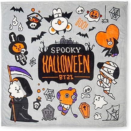 BT21 Spooky Halloween Blanket