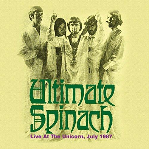 Live At The Unicorn- July 1967 (Audio CD)