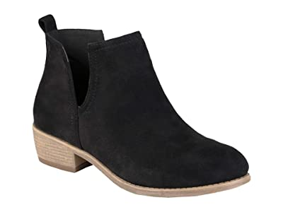 Journee Collection Rimi Bootie (Black) Women