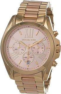 Women's Bradshaw Stainless Steel 43MM Chronograph Watch