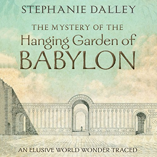 The Mystery of the Hanging Garden of Babylon cover art