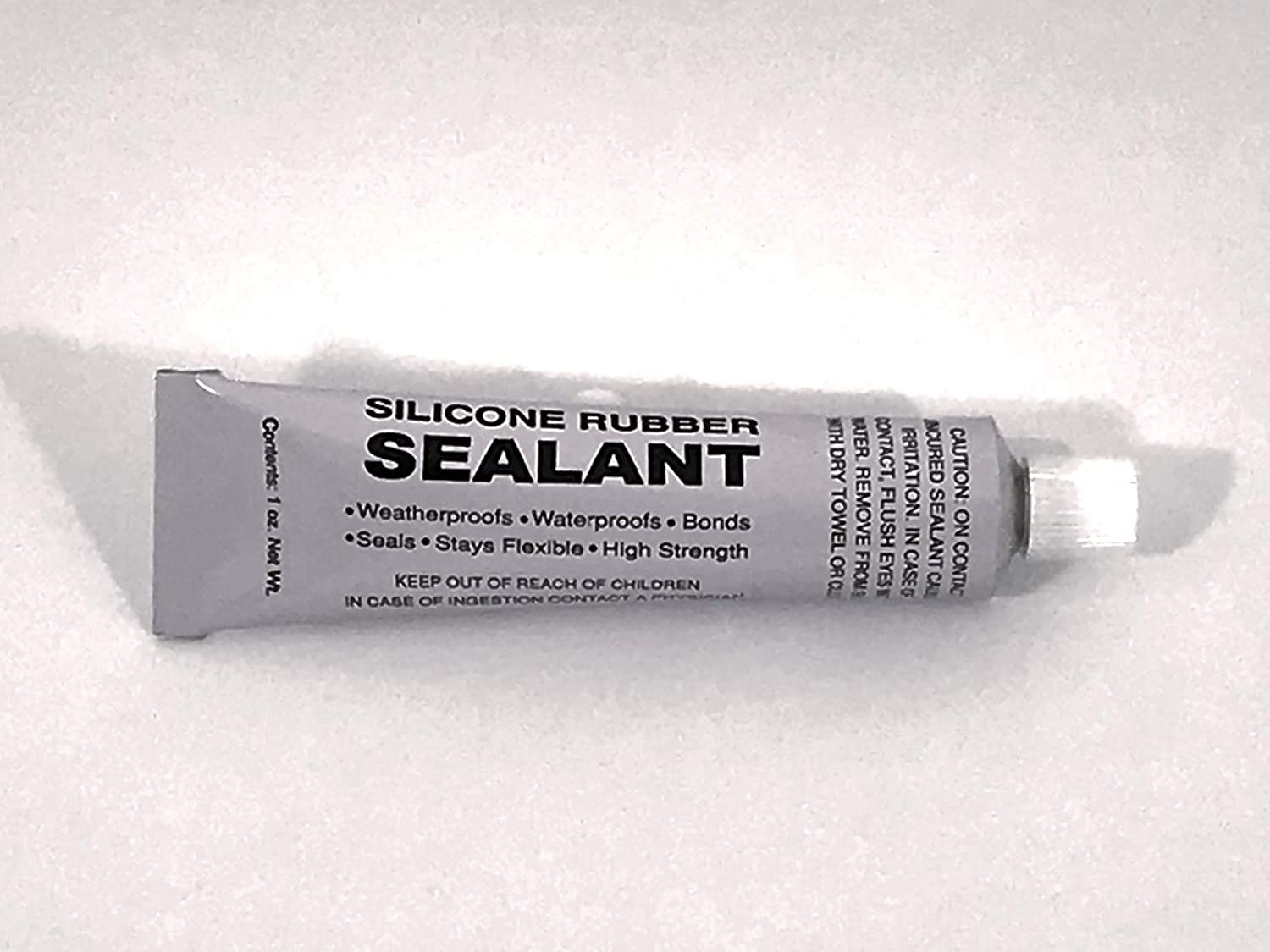 1oz Clear Purchase Silicone OFFer Sealant Glue Adhesive