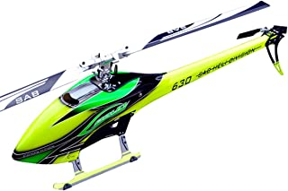SAB Goblin 630 Competition Green Kit