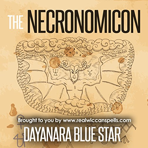 The Necronomicon audiobook cover art