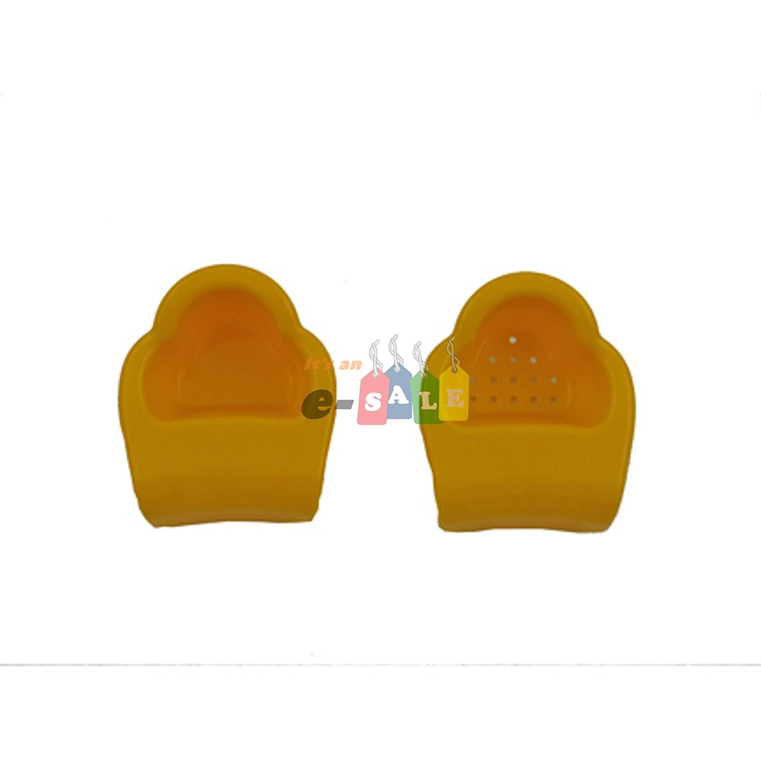 Replacement Popular Set of Two 2 Cups Price Penguin Fisher for Feet