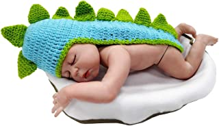 dinosaur beanie crochet