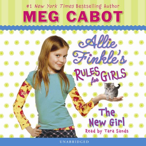 Allie Finkle's Rules for Girls #2 audiobook cover art