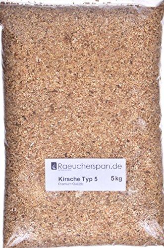Räucherspäne Räuchermehl Kirsche Kirschholz Typ 5, geeignet für BORNIAK-Öfen (5.00.)