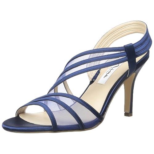 c62446e915848 Navy Blue Dress Sandals: Amazon.com