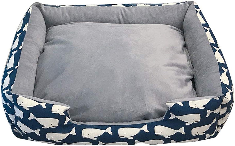 Pet house Hound Comfort Bed4 colors, 4 sizes (color   B, Size   M)