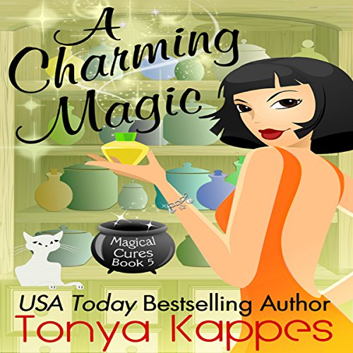 A Charming Magic audiobook cover art