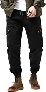 Cargo Pants for Men Camouflage Jogger Camo Pant Ranger Combat Trousers 6-Pockets …