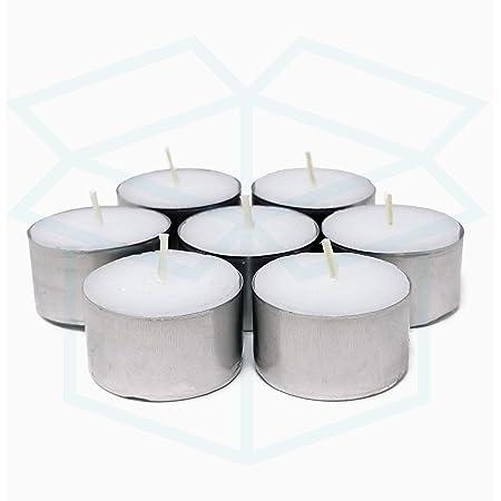 Green Flame Blanc conique Bougies Non Toxique Neuf Dîner Vaisselle Cadeau