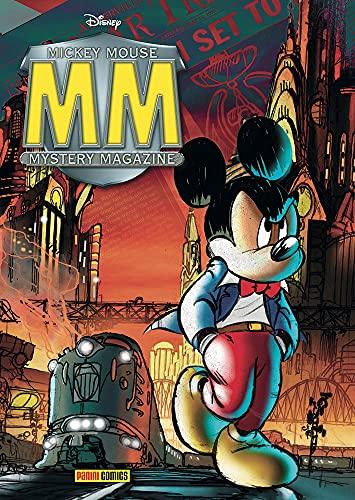 disney mickey mouse Mickey Mouse Mystery Magazine 1