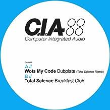 Dubplate (Total Science Remix) / Breakfast Club