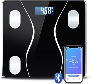 体重 体組成計 TOPOOMY 体重計 体脂肪計 25項目測定 ダイエット 体脂肪率 皮下脂肪 内臓脂肪レベル 筋肉量 推定骨量 体水分率 基礎代謝量 BMI 測定可能 Bluetoothスマホ連動 対応 iOS/Androidアプリで健康管理...