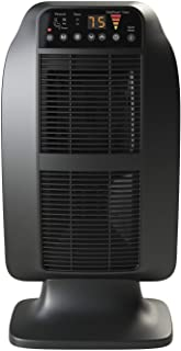 Honeywell HeatGenius 1,500 Watts Ceramic Space Heater, Black