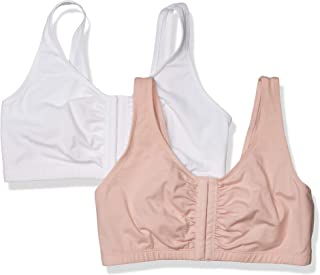 Fruit of the Loom Women's Front Close Sports Bra